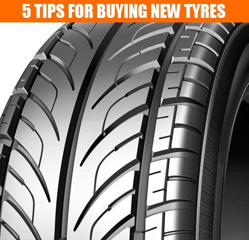 car tyre buying guide