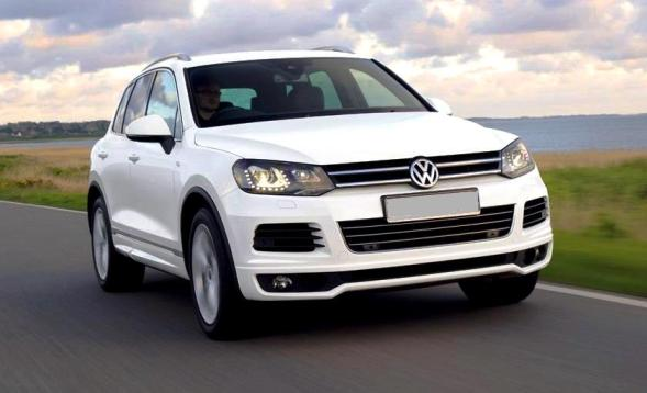 Volkswagen launches new Touareg SUV at Rs. 58.5 lakh