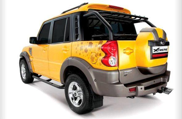 Scorpio Extreme-rear