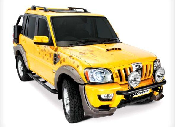 Alfa img  Showing gt; Mahindra Scorpio Cars Modified