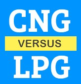 Is LPG or CNG better for a small petrol car?