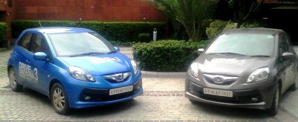 Honda Brio long drive: Jammu to Chandigarh