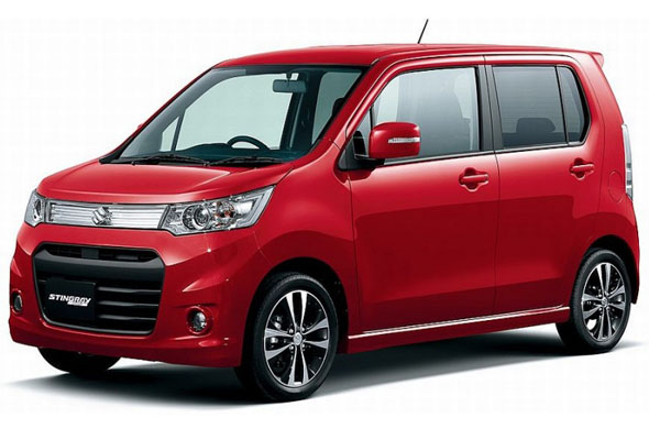 new 2013 maruti suzuki wagon r launch and photos. Black Bedroom Furniture Sets. Home Design Ideas