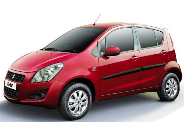 new-maruti-ritz-front-side