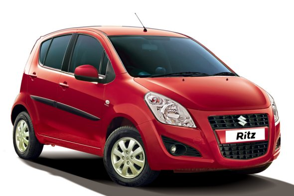 new-maruti-ritz-front