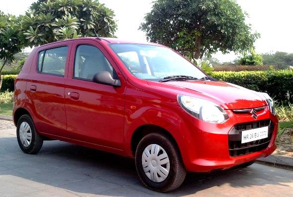maruti alto 800 road test