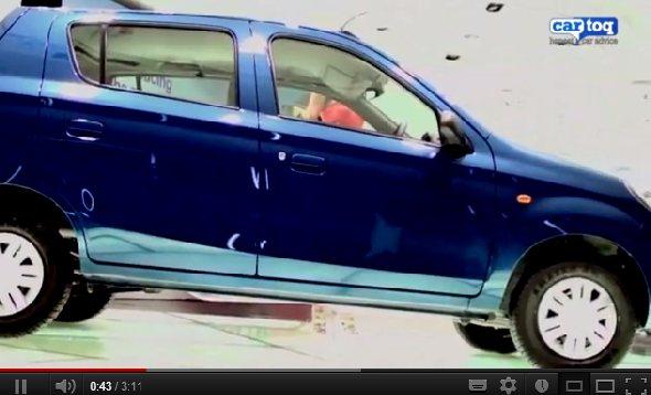 Maruti Alto video walkaround