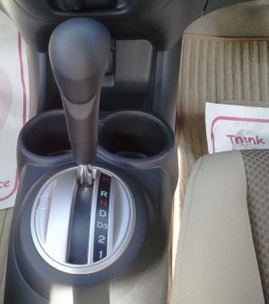 honda brio gear shift
