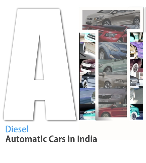 Diesel automatic cars in India