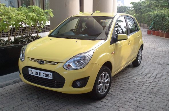 new ford figo review