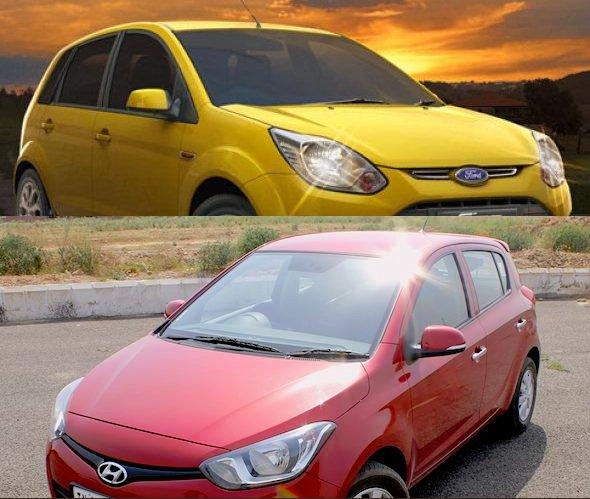 New Ford Figo vs Hyundai i20: Comparison