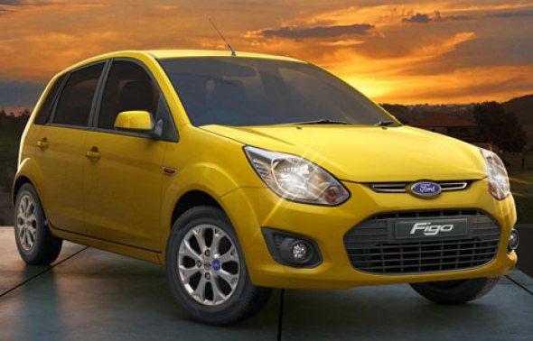 Ford Figo Facelift Picture