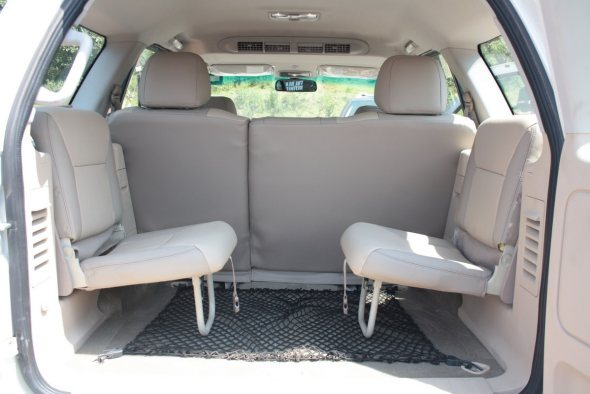Storme Rear Seat And Third Row E