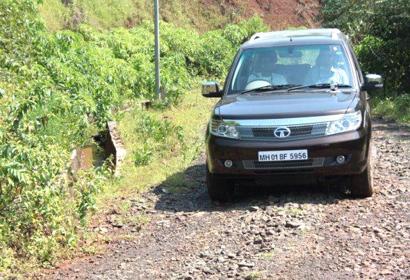Tata Safari Storme video review