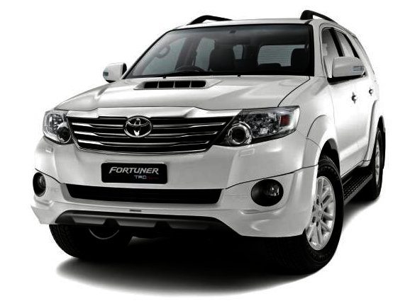toyota fortuner limited edition sportivo