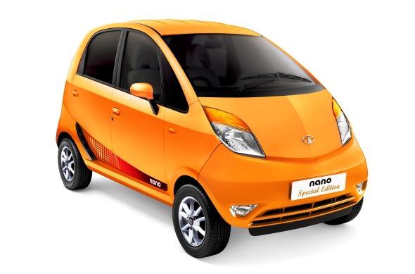 Tata Nano picture