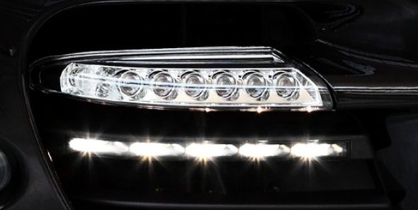 Led Daytime Running Lamps Lights India Price