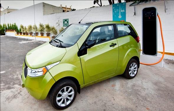 Reva Ev Electric Car