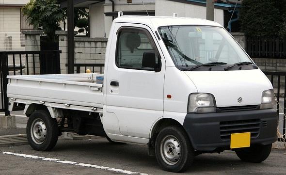 Suzuki Carry-LCV-photo