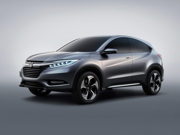 Good Honda Has Also Showcased A Concept SUV Based On The Honda Jazz, And That  Vehicle Too Is Headed For India. It Too Would Be Launched Only Late 2014 Or  Early ...
