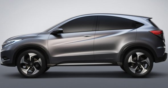 Official Images Of Upcoming Honda SUV Leaked