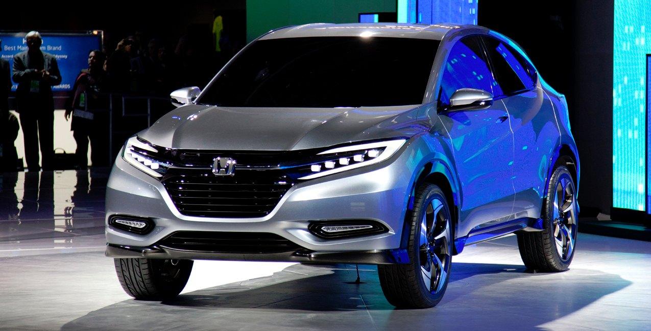 Elegant Honda Urban Suv