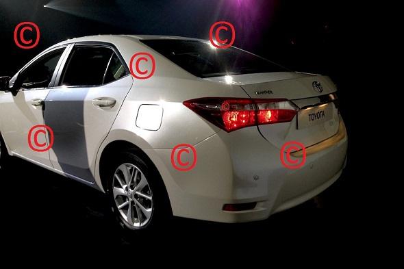 2014-Toyota-Corolla-rear-spy-photo-2
