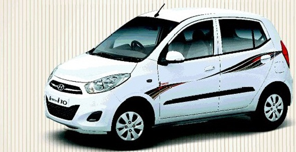 Hyundai Itech I10 Special Edition Launched Price