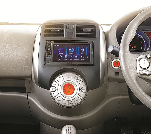 nissan-sunny-bluetooth-music-system