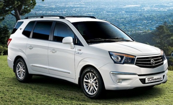 Ssangyong Korando Turismo 11 Seater Mpv Likely To Be