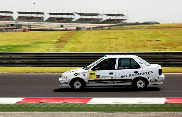 BIC open track day photo