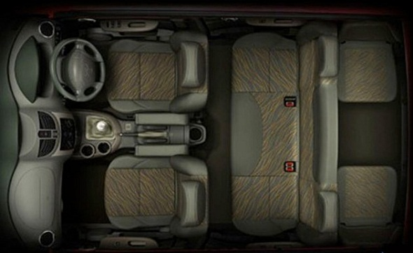 Mahindra-Quanto-Seating