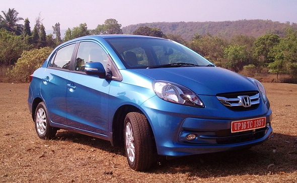 Honda Amaze Launched In Petrol And Diesel Variants Prices