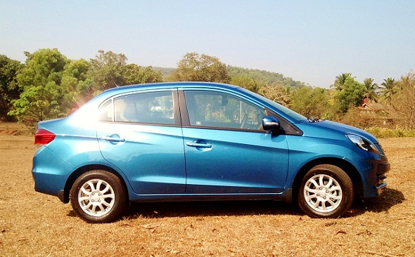 Honda dealers promise one-week delivery for most Amaze compact sedan variants