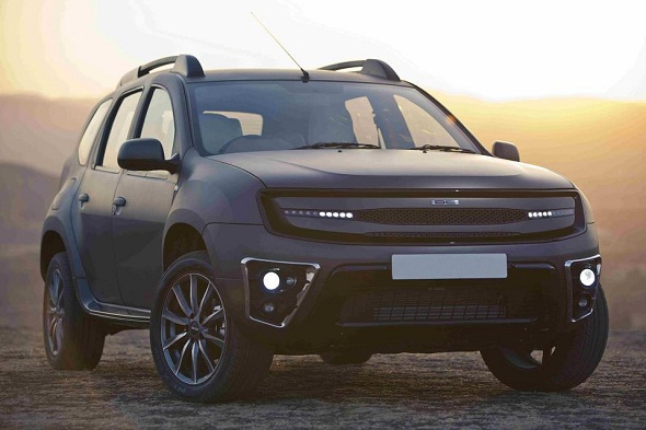 Nuova Terios 2018 >> Renault Duster modification by DC Design for Rs. 3.49 lakh!