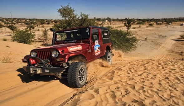 Want to learn off-roading? Join Mahindra's off-road training course