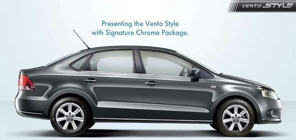 Volkswagen launches limited-edition Vento Style