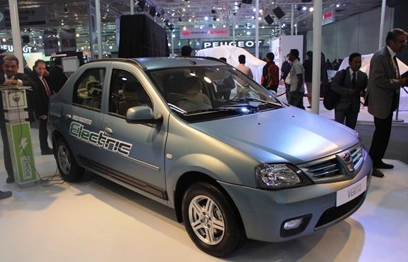 Mahindra eyes more electric cars, Verito electric coming next