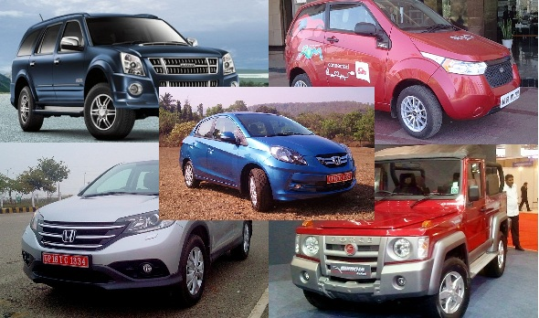 New car launches in 2013: A look at who's winning so far