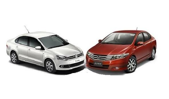 April deals comparison: Honda City offer vs Volkswagen Vento discount