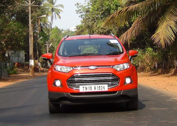 Ford ecosport road test review photo 3