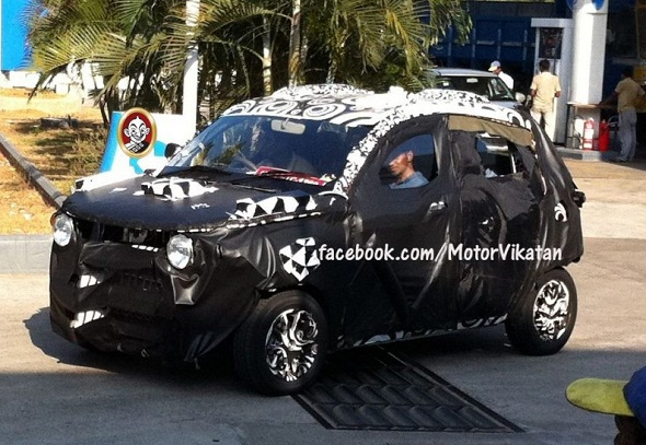 Mahindra speeding up S101 testing, compact SUV to rival Ford EcoSport