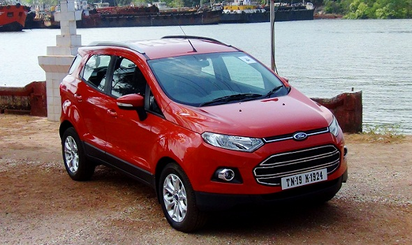 July 2013: EcoSport shines, Duster hit