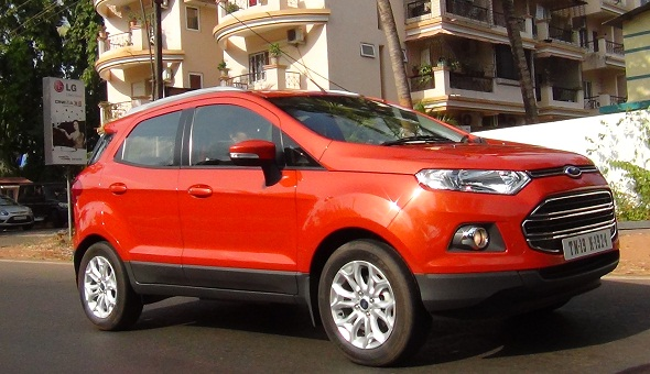 Image Result For Ford Ecosport Trend