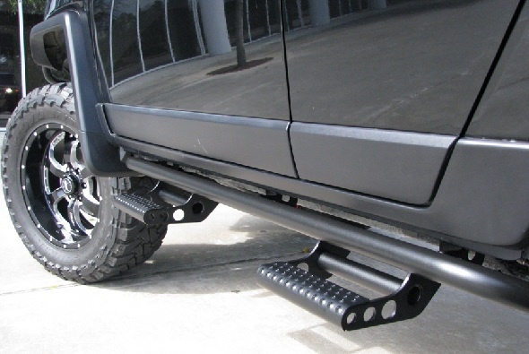 Good Or Evil Bull Bars Side Steps And Bumper Guards