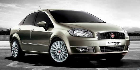 Fiat Linea T-Jet Photo