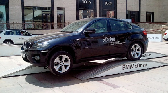 X-Drive basics: What is a BMW SUV capable of?