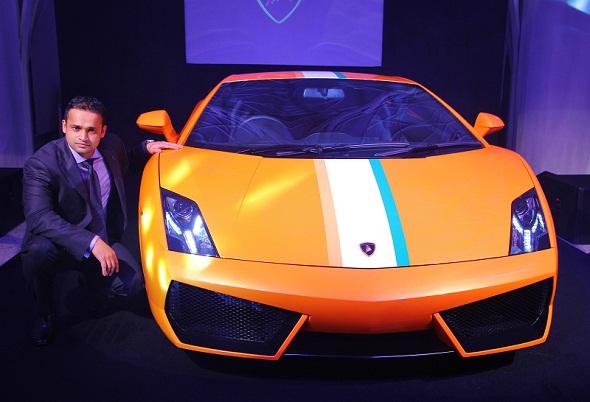 Lamborghini launches exclusive India special edition Gallardo LP 550-2