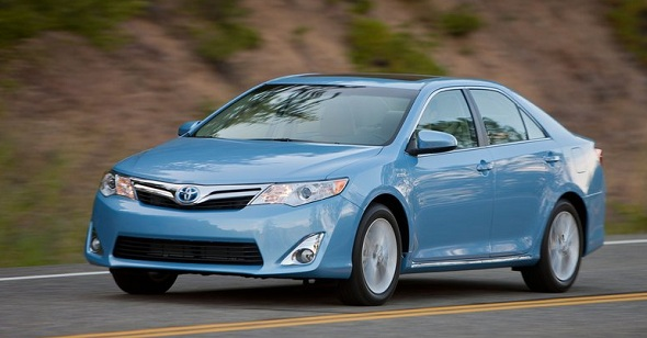 Toyota planning to launch hybrid Toyota Camry in August