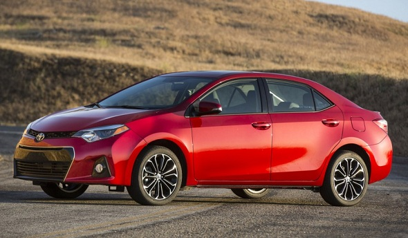 New Toyota Corolla revealed, India launch likely in 2014